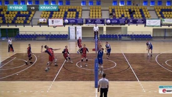 SIATKÓWKA: Ambicja nie wystarczyła. Rybniczanie tłem dla rywali. Video po meczach z Katowicami i Krakowem (FILM, RETRANSMISJE)