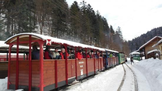 Rekordowy sezon. Bieszczadzka kolejka przewiozła ponad 100 tys. turystów. Zimą też będzie jeździć