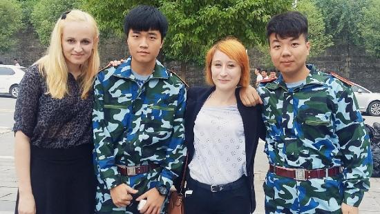"""Sanoczanka zaczęła studia w Chinach. """"Pokochałam tych ludzi, jednak trzeba tu mieć oczy dookoła głowy…"""""""