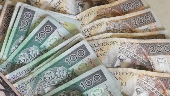 Niezgłoszone środki płatnicze. Pieniądze w drzwiach samochodu i w skrzynce na narzędzia