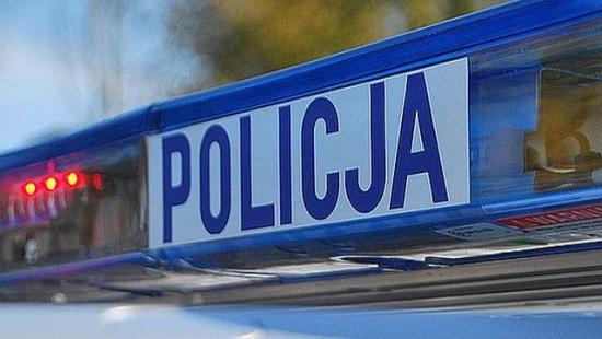 Wypadek w Stalowej Woli. Rowerzysta wjechał pod volkswagena