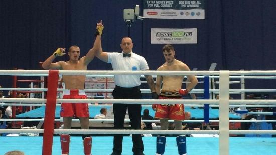 KICKBOXING: Kamil Rościński z brązowym medalem Mistrzostw Świata! (ZDJĘCIA)