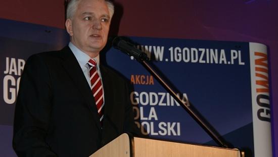 Rzeszów24.pl : Jarosław Gowin w Rzeszowie. Posłuchaj co mówił podczas regionalnej konwencji (FILM, ZDJĘCIA)