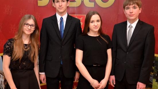 Młodzieżowi Radni złożyli ślubowania. Będą doradzać i reprezentować jasielską młodzież