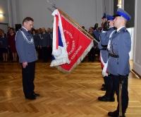 Młodszy inspektor Henryk Moskwa komendantem podkarpackiej Policji (ZDJĘCIA)