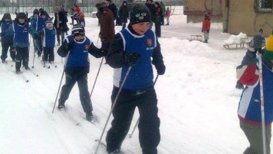 Biegamy na nartach