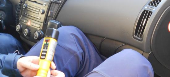 Prowadził samochód po alkoholu. Miał prawie dwa promile