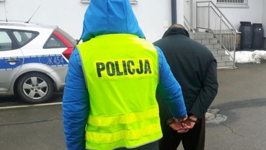 Sanoccy kibice zablokowali autostradę. (Aktualizacja | FOTO)