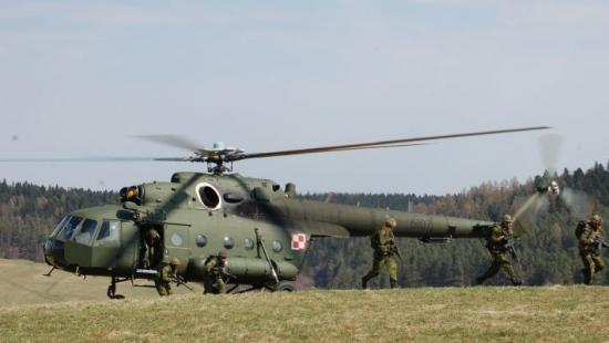 Po raz kolejny Straż Graniczna i wojsko szkolą się na Podkarpaciu (ZDJĘCIA)