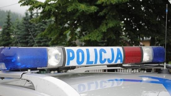Nietrzeźwy motocyklista zatrzymany w Brzegach Dolnych