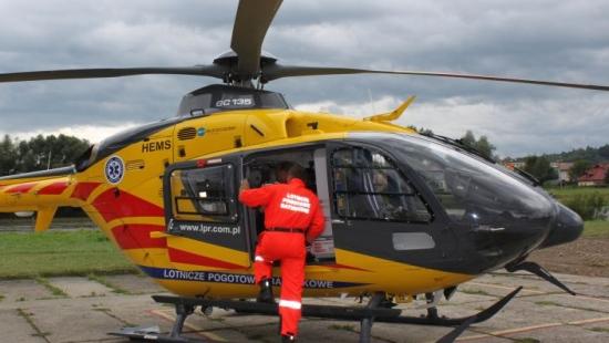 Ponad 100 tysięcy lądowań Eurocopterów