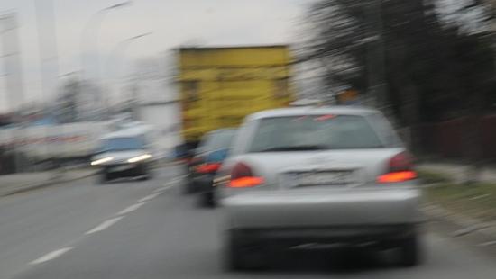 Kierowca z promilami sprawcą kolizji
