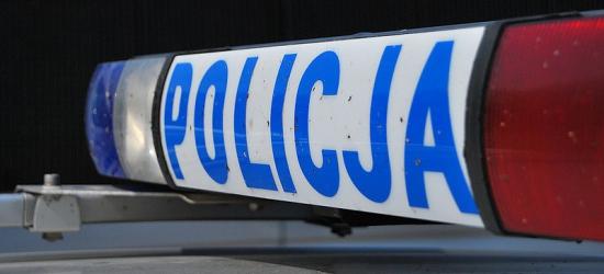 Pijana 24-latka spadła z trzech metrów na gruzowisko