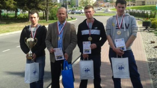 Sanoczanie na podium wojewódzkiej edycji Młodzieżowego Turnieju Motoryzacyjnego