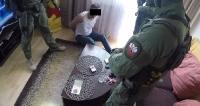 Policjanci rzeszowskiego CBŚP zatrzymali na Podkarpaciu członka CAMORRY (FILM, ZDJĘCIA)