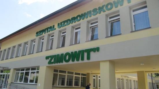 Nowy szpital uzdrowiskowy w Rymanowie Zdroju otwarty (ZDJĘCIA)
