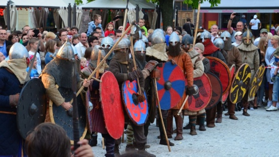 JASŁO: Na jasielskim rynku zaprezentują się wojowie z Polski i z zagranicy