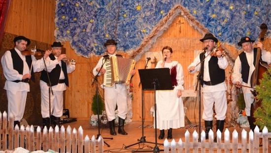 GMINA SANOK: Noworoczne spotkanie oraz radosny Dzień Seniora (ZDJĘCIA)