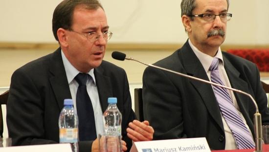 Były szef Centralnego Biura Antykorupcyjnego spotkał się z sanoczanami (FILM)