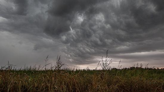 UWAGA: Dziś na Podkarpaciu burze z deszczem i gradem