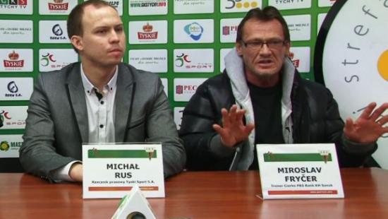 HOKEJ: Kontrowersje w półfinale mistrzostw Polski. M. Fryčer: Mecz sędziowali idioci (FILM)