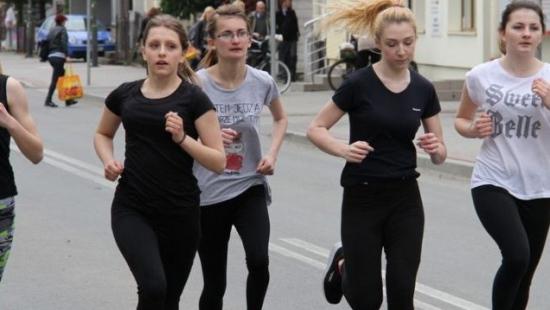ZAGÓRZ: 171 uczestników na starcie podczas akcji Polska Biega (ZDJĘCIA)