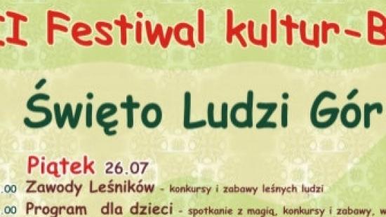 Festiwal Kultur w Baligrodzie i Biesiada z Radiem WAWA