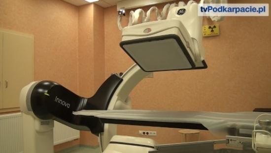 W sanockim szpitalu powstała Pracownia Radiologii Zabiegowej (FILM)