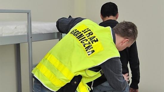 Nielegalny imigrant z Turcji zatrzymany na granicy