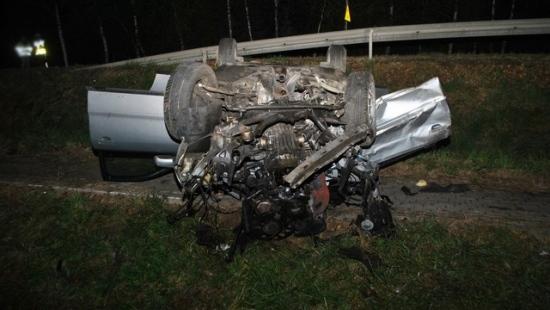 Tragedia w Iwoniczu. W wypadku zginął 19-latek (ZDJĘCIA)