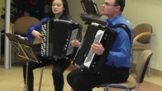 Muzyczna uczta podczas spotkania Towarzystwa Stwardnienia Rozsianego (ZDJĘCIA)