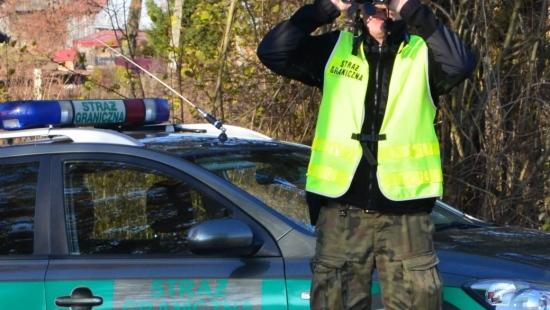 Ścigany Europejskim Nakazem Aresztowania zatrzymany na granicy państwa