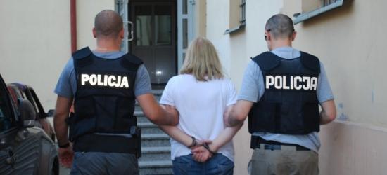 Kobieta podejrzewana o handel dopalaczami zatrzymana (FOTO)
