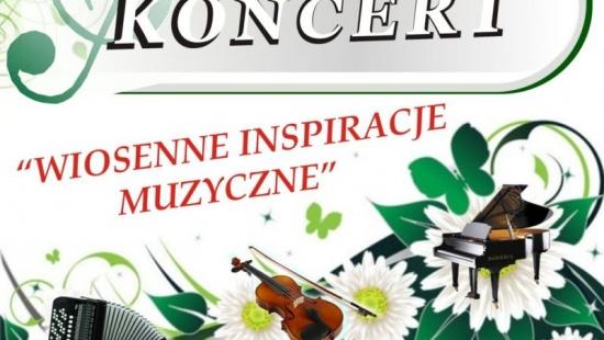 JUTRO: Sanocka Szkoła Muzyczna zaprasza na wiosenne inspiracje